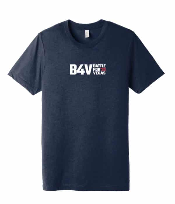 mens blue b4v shirt