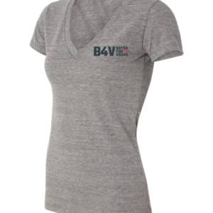 women's grey b4v shirt