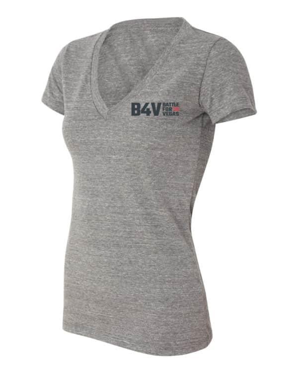 women's grey b4v shirt
