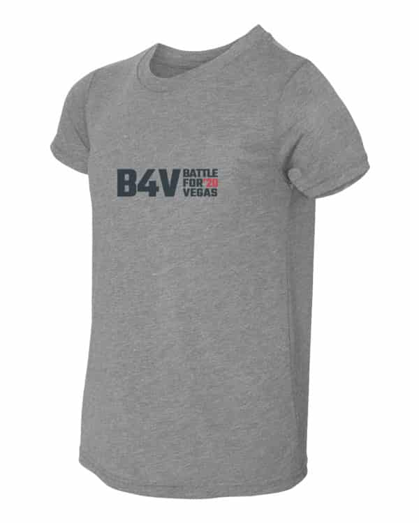 youth grey b4v shirt